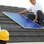 solar installation by MCS company