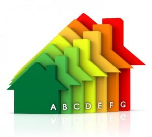 Energy Performance Certificates indicate how energy efficient a property is