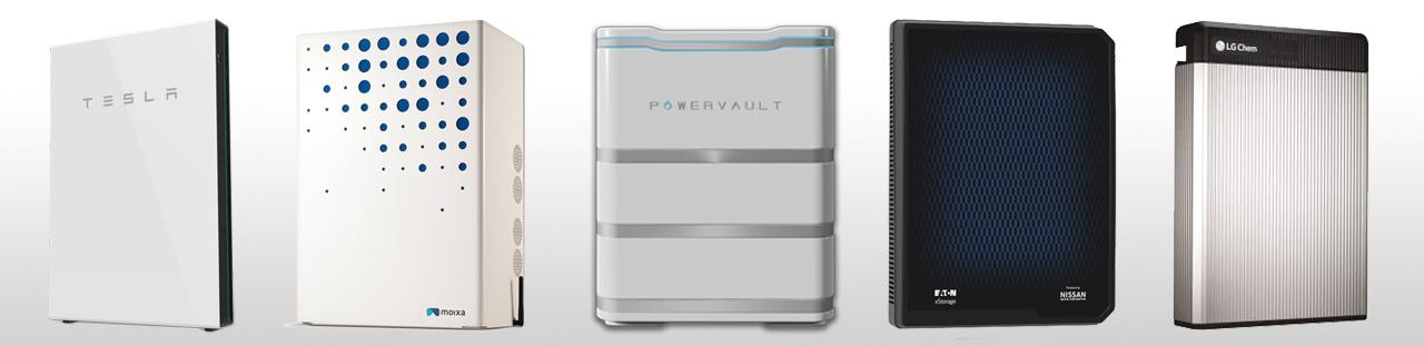 Compare solar power batteries