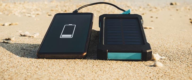 Man holiding tools to do home diy solar panels