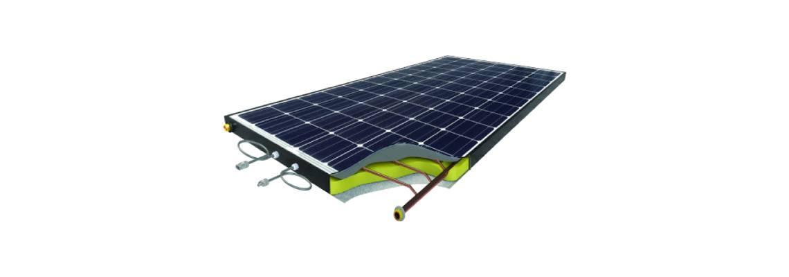 Solar PV-T