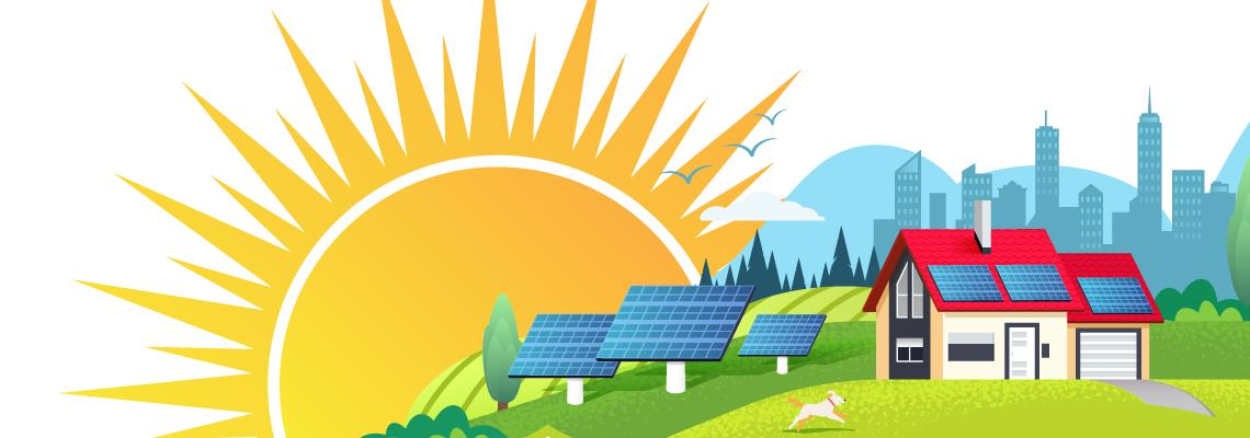 How Solar Can Save the World
