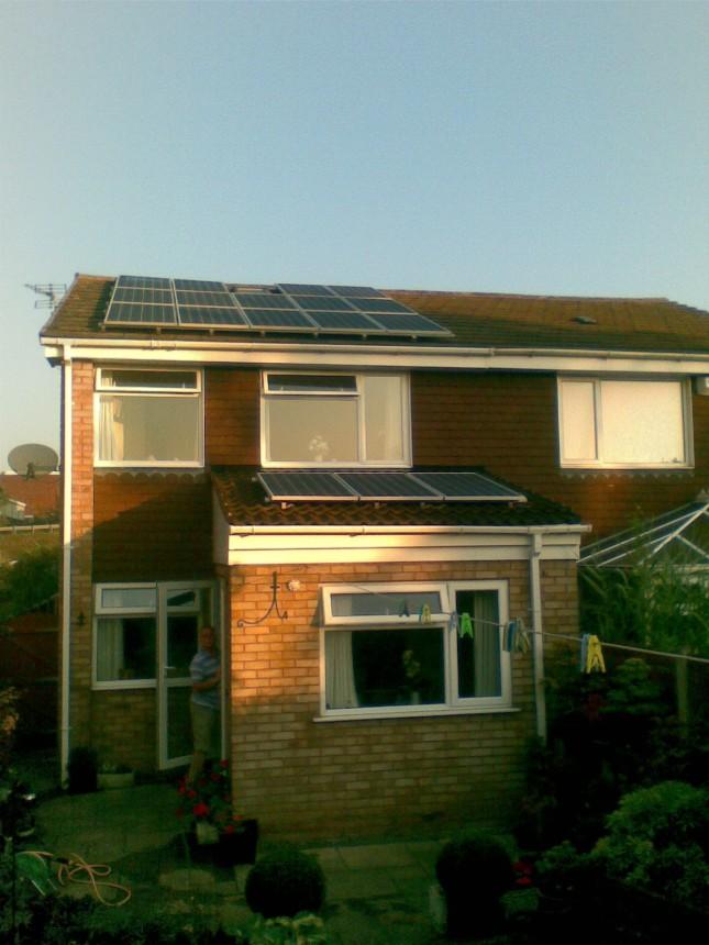 Renuvo Ltd Of Tamworth Solar Panel Installation Solar