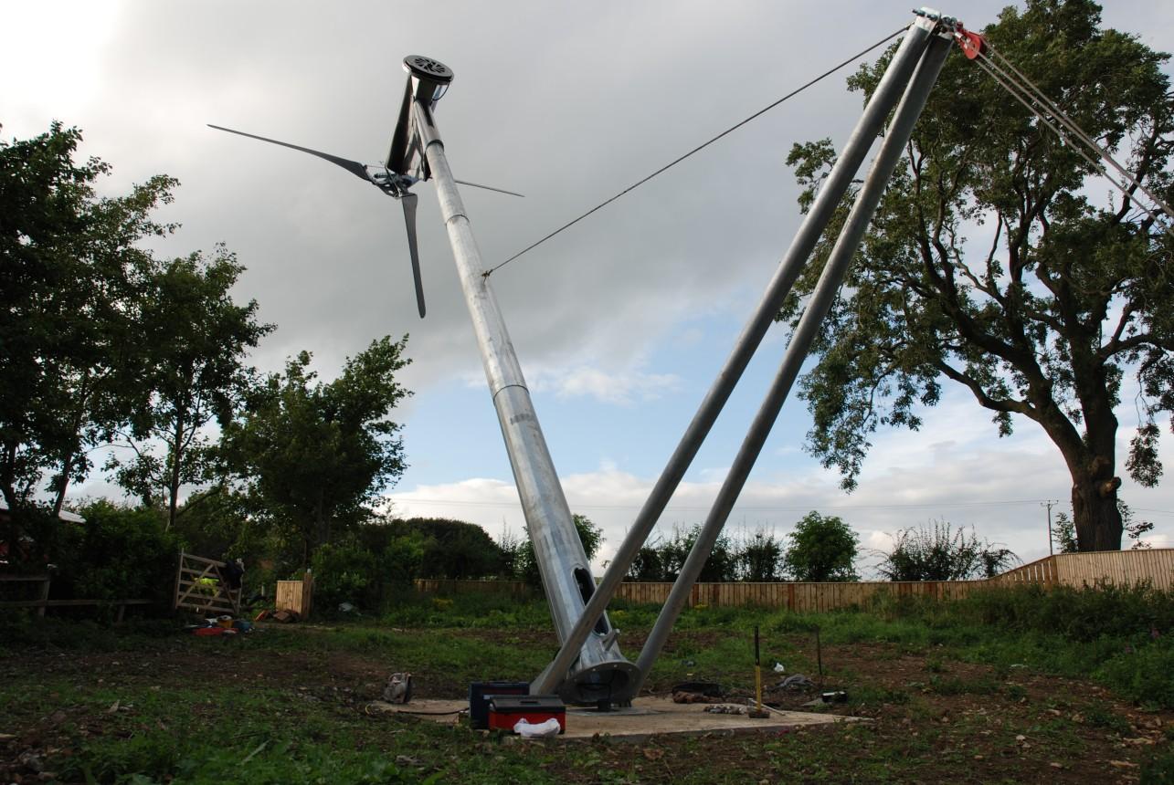 Eco Energ Solutions Renewables Ltd Of Barnad Castle