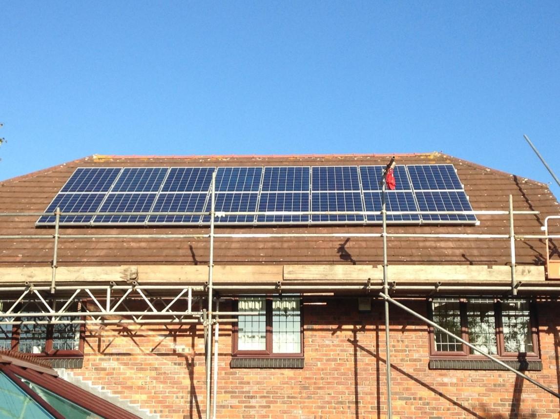 Solargen Energy Ltd Of Bamber Bridge Solar Panel