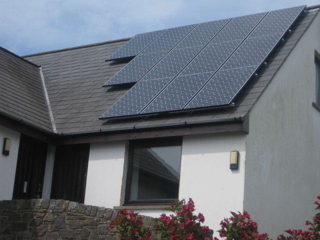 Hassie Electrical Ltd Of Kidwelly Solar Panel