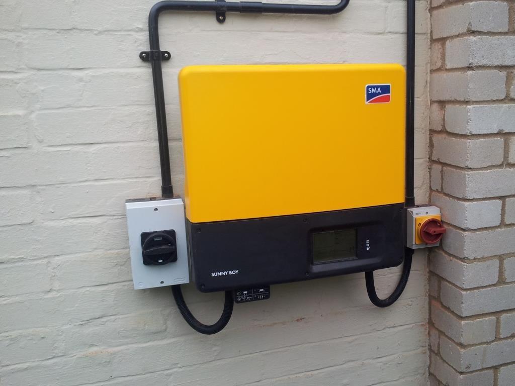 Ard Solar Energy Of Ross On Wye Solar Panel Installation