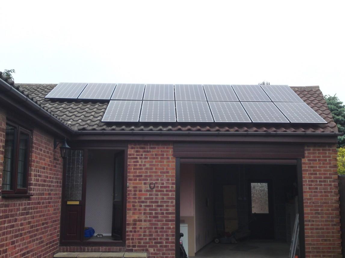 Comtech Green Energy Of Barnsley Solar Panel