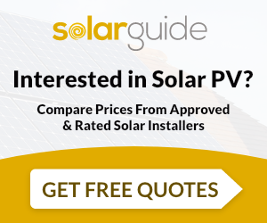 Request 3 free quotes from MCS approved solar installers today!