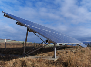 Proposals are to be put forward to build a 22,000 panel solar park in Somerset