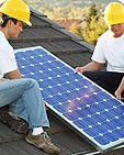 Trainee Sparkies Given Free Solar Panel Training