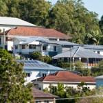 Australia leads the way in small scale solar installs