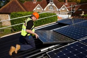 Solar Panels and the Green Deal