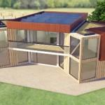 Harborough Council green lights UK's first Solar House