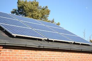 Choosing a solar panel installer