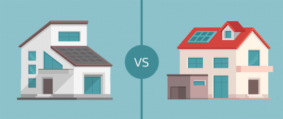 Solar Roof Tiles vs Solar Panels