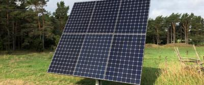 Introducing Heliomotion Solar Tracking