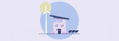 Solar Panels Versus Wind Turbines