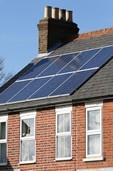 Save up to £200 per year with a Solar PV (photovoltaic) installation